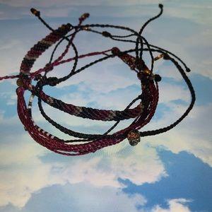 Pura vida monthly club bracelet pack